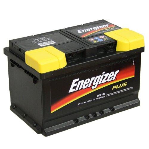 AKUMULATOR 12V/ 40 Ah D+ ENERGIZER PLUS